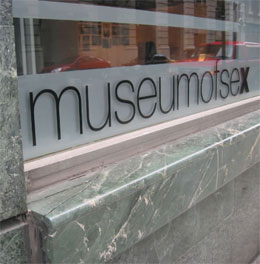 Museum of Sex New York